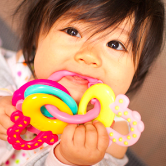 Ease Your Child's Teething Discomfort with these Tips